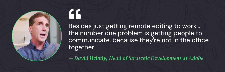 david helmly quote