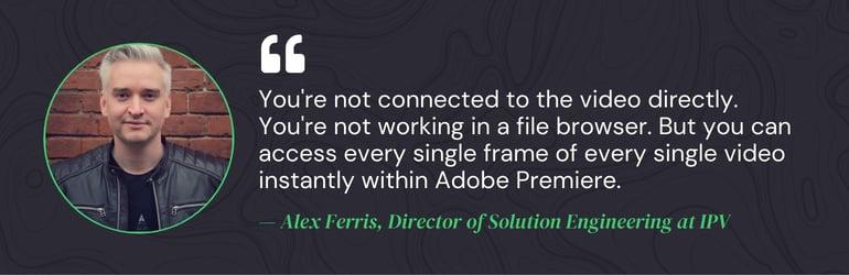 Alex Ferris quote