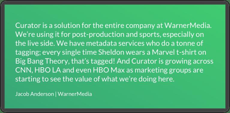 WarnerMedia MAM